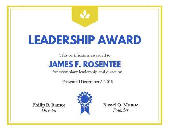 Canva-Leadership-Award-Certificate-High-Resolution-Award throughout New Leadership Award Certificate Template