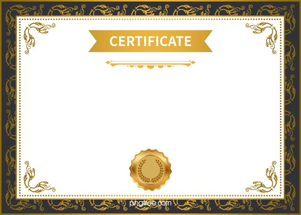 Certificate Background Design, Certificate, Templates, Honor with regard to Design A Certificate Template
