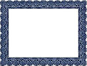Certificate Border   Certificate Border, Border Templates in Award Certificate Border Template