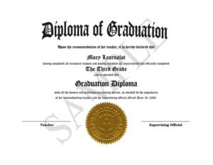 Certificate Diploma Template Filename Elsik Blue Cetane With pertaining to New Fake Diploma Certificate Template