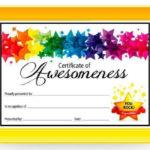 Certificate   Free Printable Certificate Templates, Free For Free Kids Certificate Templates