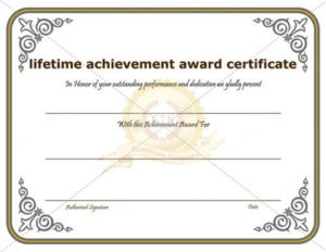 Certificate Of Achievement Template Awarded For Different throughout Math Certificate Template 7 Excellence Award