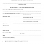 Certificate Of Completion Construction Templates (4 Within Certificate Of Construction Completion