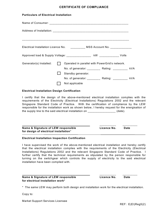 Certificate Of Compliance Template Download Printable Pdf with regard to Fresh Certificate Of Compliance Template