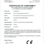 Certificate Of Conformity Template Beautiful Letter With Certificate Of Conformance Template
