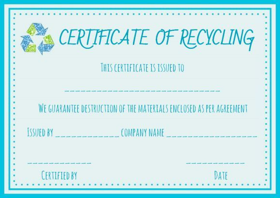 Certificate Of Destruction Hard Drive Template | Certificate within Best Hard Drive Destruction Certificate Template
