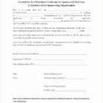 Certificate Of Destruction Template Inspirational Intended For New Destruction Certificate Template