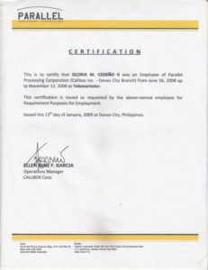 Certificate Of Employment 49461 | Certificate Of Achievement intended for Certificate Of Employment Templates Free 9 Designs