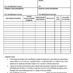 Certificate Of Origin Form Template Free In 2020 Inside Unique Certificate Of Origin Template Ideas Free