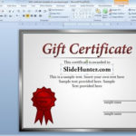 Certificate Powerpoint Template With Regard To Powerpoint Certificate Templates Free Download