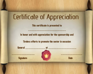 Certificate Scroll Template (1) – Templates Example regarding Certificate Scroll Template