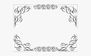 Certificate Template Clipart Border Line – Free Borders throughout Free Printable Certificate Border Templates
