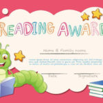 Certificate Template For Reading Award – Download Free With Reading Achievement Certificate Templates