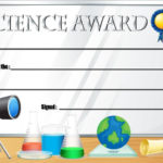 Certificate Template For Science Award – Download Free For Unique Science Award Certificate Templates