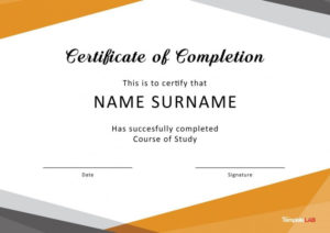 Certificate Template For Word ~ Addictionary regarding Free Certificate Templates For Word 2007