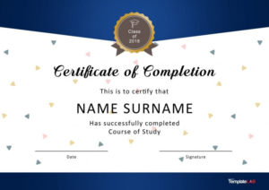 Certificate Template For Word ~ Addictionary throughout Free Certificate Templates For Word 2007