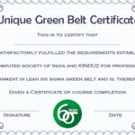 Certificates Archives – Page 66 Of 122 – Template Sumo With Regard To Green Belt Certificate Template
