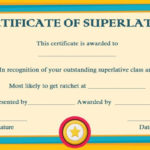 Certificates Archives – Page 8 Of 122 – Template Sumo With Regard To Superlative Certificate Template