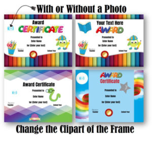 Certificates For Kids – Free And Customizable – Instant Download regarding New Certificate Of Achievement Template For Kids