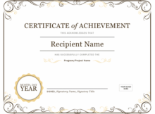 Certificates - Office pertaining to Professional Certificate Templates For Word