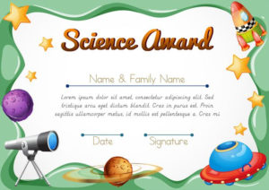 Certification Template For Science Award – Download Free throughout Unique Science Award Certificate Templates