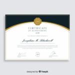 Commemorative Certificate Template (1) - Templates Example regarding Commemorative Certificate Template