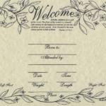 Commemorative Certificate Template (6) – Templates Example In Commemorative Certificate Template