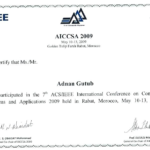Conference Certificate Of Attendance Template (8 Within Quality Conference Participation Certificate Template