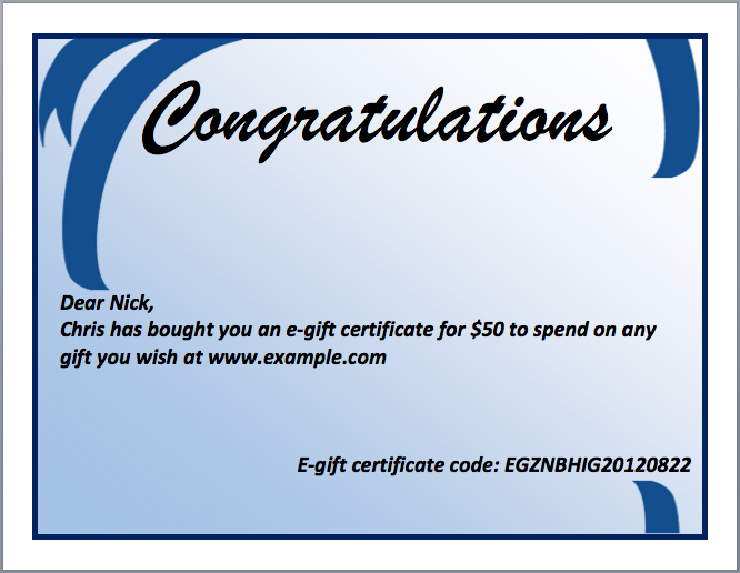 Congratulations Certificate Template - Microsoft Word Templates with Fresh Congratulations Certificate Template