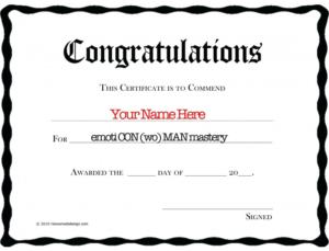 Congratulations Certificate Word Template Awesome Award in Congratulations Certificate Template