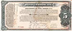 Corporate Bond Certificate Template | Corporate Bonds throughout Corporate Bond Certificate Template