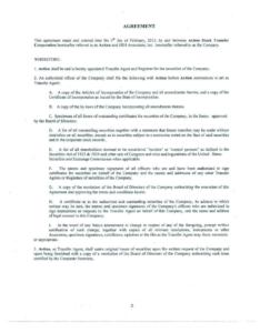 Corporate Secretary Certificate Template (6) – Templates pertaining to Corporate Secretary Certificate Template