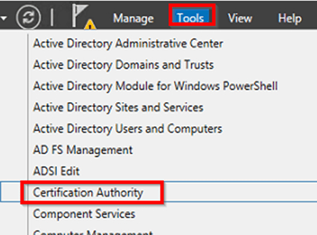 Create A Certificate Template From A Server 2012 R2 Ca within Quality Certificate Authority Templates