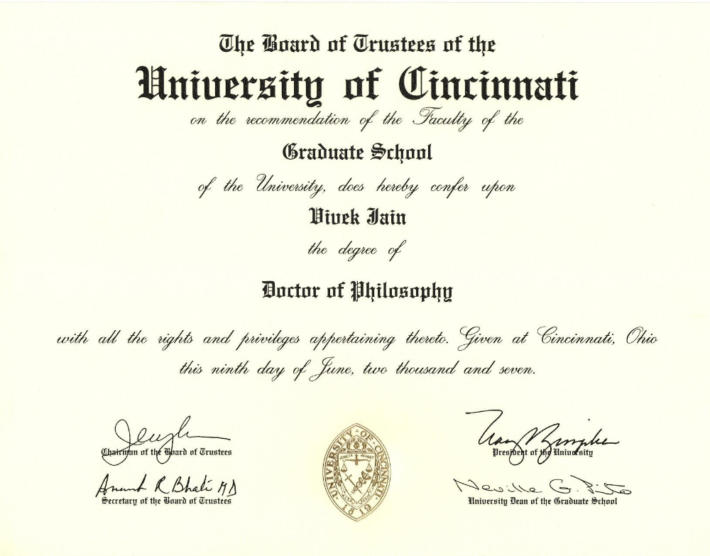 Degree Degree Certificate Degree Certificates Welcome Fake for Doctorate Certificate Template