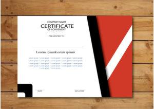 Design Professional Certificate, Award Certificate Template in Professional Award Certificate Template