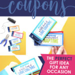 Diy Love Coupons For Him   From The Dating Divas Throughout Certificate For Best Boyfriend 10 Sweetest Ideas