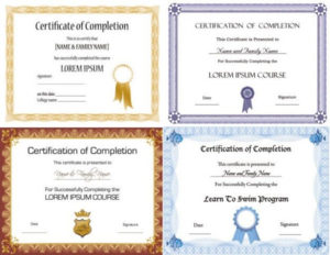 Download Beautiful Certificate Templates For Free inside Beautiful Certificate Templates