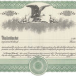 Duke 2 Stock Certificates Within Corporate Share Certificate Template