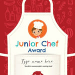 ᐈ Cooking Contest Certificate Template Stock Vectors With Best Chef Certificate Template Free Download 2020