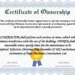 ❤️5+ Free Sample Of Certificate Of Ownership Form Template❤️ With Regard To Unique Download Ownership Certificate Templates Editable