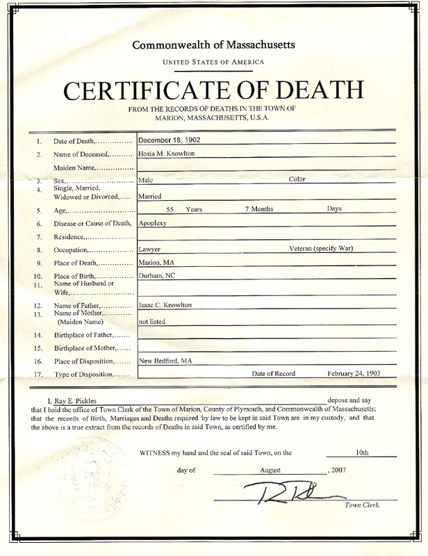 ❤️Free Printable Certificate Of Death Sample Templates❤️ intended for Blank Death Certificate Template 7 Documents