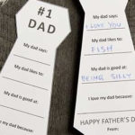 Easy Father'S Day Crafts Kids Can Make | Better Homes & Gardens For New Certificate For Best Dad 9 Best Template Choices
