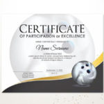 Editable Bowling Zertifikat Vorlage, Sport Zertifikat Award, Druckbare  Sport Zertifikate, Bowling Award, Instant Download In Bowling Certificate Template