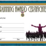 Editable Running Certificate 6 – Best Templates Ideas For With Regard To Fresh Editable Running Certificate