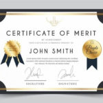 Elegant Theme For Certificate Template | Free Vector In Blessing Certificate Template Free 7 New Concepts
