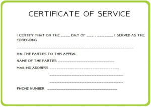 Employee Certificate Of Service Template (6 Regarding regarding Fresh Certificate Of Service Template Free