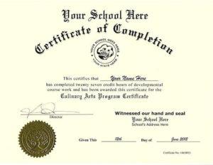 Fake Diploma Certificate Template (3) – Templates Example with regard to Fake Diploma Certificate Template