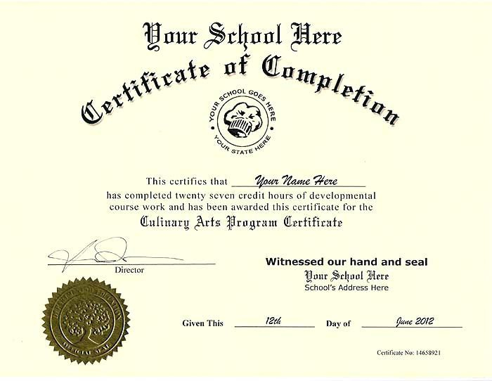 Fake Diploma Certificate Template (3) - Templates Example with regard to Fake Diploma Certificate Template