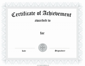 Fake Diploma Certificate Template Unique 99 Award Templates with New Free 6 Printable Science Certificate Templates