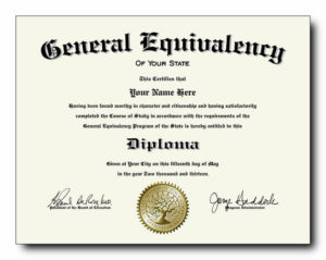 Fake Ged Diplomas And Transcripts Starting Under $40 Each! in Unique Ged Certificate Template